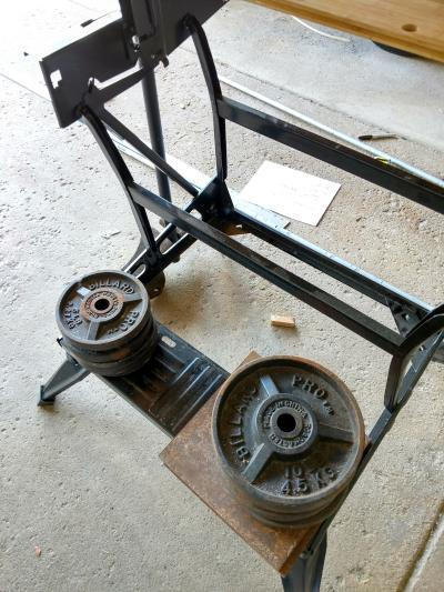 2 - Needed weights