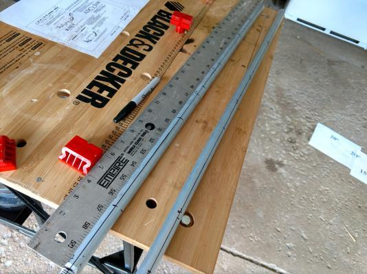 4 - Marking tubes
